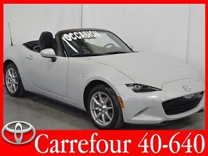 2016 Mazda MX-5 GX Roadster SkyActiv Bluetooth+Mags Automatique