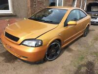 *BREAKING* Vauxhall Astra Coupe MK4 1.8 16V