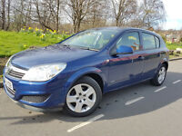 VAUXHALL ASTRA 1.4 16V CLUB# 2009 59 REG#FSH#LOW MILEAGE#MANUAL