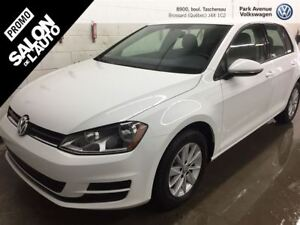 2017 Volkswagen Golf Trendline // Connectivité PLUS *Promo Démo*