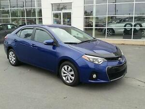 2014 Toyota Corolla S S Back Up Camera