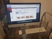 "Apple iMac 27"" i5 Quad Core 3.1Ghz 8Gb RAM 2TB Mid2011"