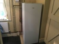 BEKO upright freezer only 18months old