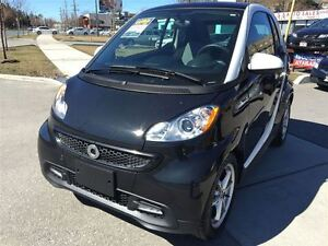 2015 smart fortwo Passion NAVIGATION-PANOROOF