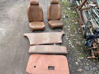MGB GT Seats