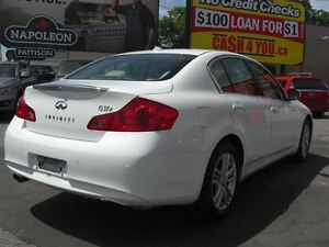 2010 Infiniti G37X Sport *Navigation / Sunroof / Leather* London Ontario image 4