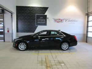 2015 CADILLAC CTS SEDAN AWD TURBO TOIT NAVIGATION