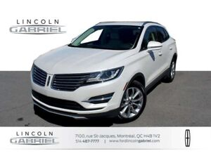 2015 Lincoln MKC AWD+CAMERA+CUIR+UN PROPRIO, JAMAIS ACCIDENTE.