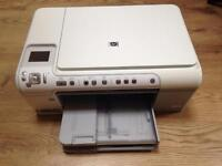 HP Photosmart C5380 All in one printer, scanner and copier