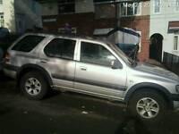 Vauxhall Frontera 2.2 DTI