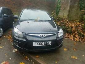 Hyundai i30 cat d repaired