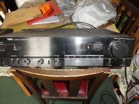 Trio/Kenwood stereo integrated amplifier