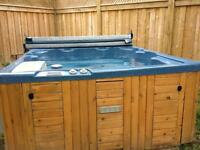Working Hot Tub For Sale