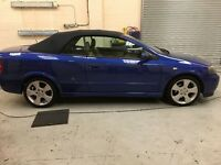 Vauxhall Astra Opel 1.8 convertible