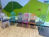 60 Wooden Chairs