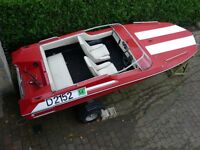 14ft speedboat project - no engine