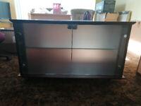 Quadraspire QKAV tv/hi-fi cabinet