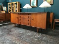 Volany Sideboard by Younger of Glasgow. Retro Vintage Mid Century. 1960s