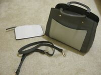 handbag with strap,purse from next used twice