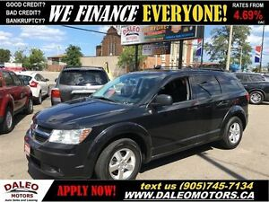 2009 Dodge Journey SE  leather 133KM 2.4L