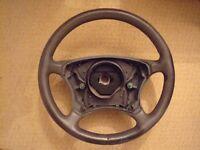 *****Car accessories - Genuine Mercedes steering wheel S Class 280 - W220****