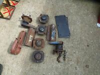 Job lotof trailer parts