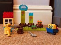 Duplo Garden set