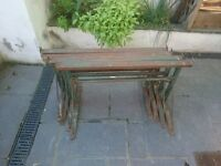 Builders Trestles No1's ( 2 Pairs available) Price is per pair!
