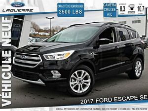 2017 Ford Escape SE + 201A + 87$/SEM + 0.49%