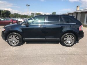 2008 Ford Edge Limited 3.5L A,LDED,MN,L,NAV