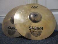 """Sabian 14"""" AAX Xplosion Hi Hats"""