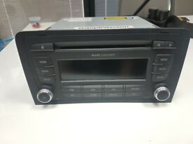 Audi A3 Stereo Concert System 2005-2010