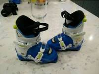 Kids Ski Boots, size 8 to 10.5