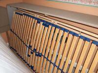 Electric recliner bed no mattress