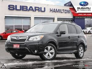 2014 Subaru Forester 2.5i Limited Package REAR HEADREST DVD S...
