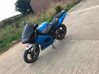 50cc Moped/Motorbike - MOTORHISPANIA RX50