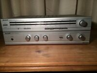 Sharp stereo receiver SA11E