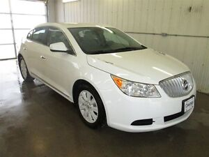 2011 Buick LaCrosse CX, Remote Start, XM Radio, 17 Wheels, MP3 P