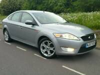 FORD MONDEO 1.8 TDCI ZETEC**2007**EL-PACK*P/SENS*TITANIUM ALLOYS*CHEAP TAX+INS*#FOCUS