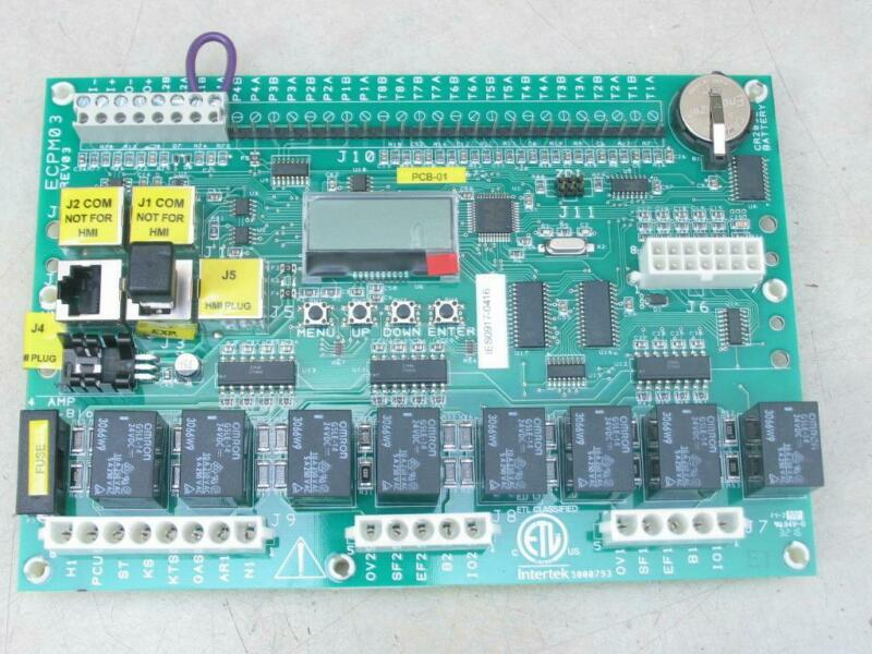 ACTECH ECPM03 Main Control Circuit Board
