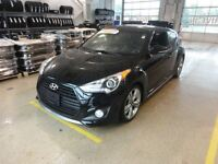 2013 Hyundai Veloster Loaded, Sunroof, Sporty, Turbo
