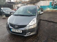 HONDA JAZZ 2013 OWNED BY LADY AS SECOND OWNER.