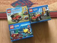 Children's Lego New