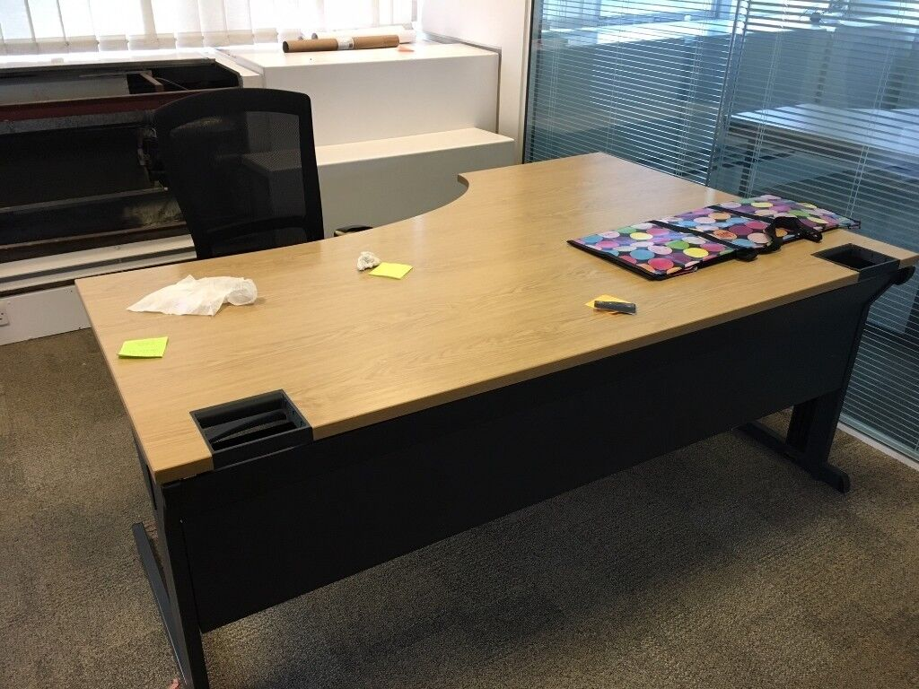 Office Desks Various Shapes And Sizes Types