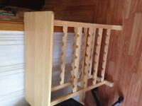 Wine Rack and Table