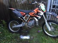 2006 Ktm 85 sx big wheel may swap Yz Yzf Cr Crf kx Kxf banshee blaster