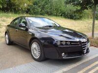 2008 ALFA ROMEO 159 AUTOMATIC DIESEL, FULL SERVICE HISTORY, 2 KEYS, PERFECT DRIVE,3 MONTHS WARRANTY