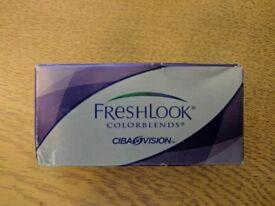 Freshlook colorblend -2 Brilliant blue