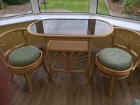 Conservatory Games Table and Chairs