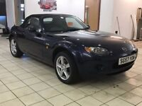 !!ICON EDITION!! 2007 MAZDA MX5 1.8 / MOT JUNE 2018 / SERVICE HISTORY / AMAZING COLOUR / MUST SEE